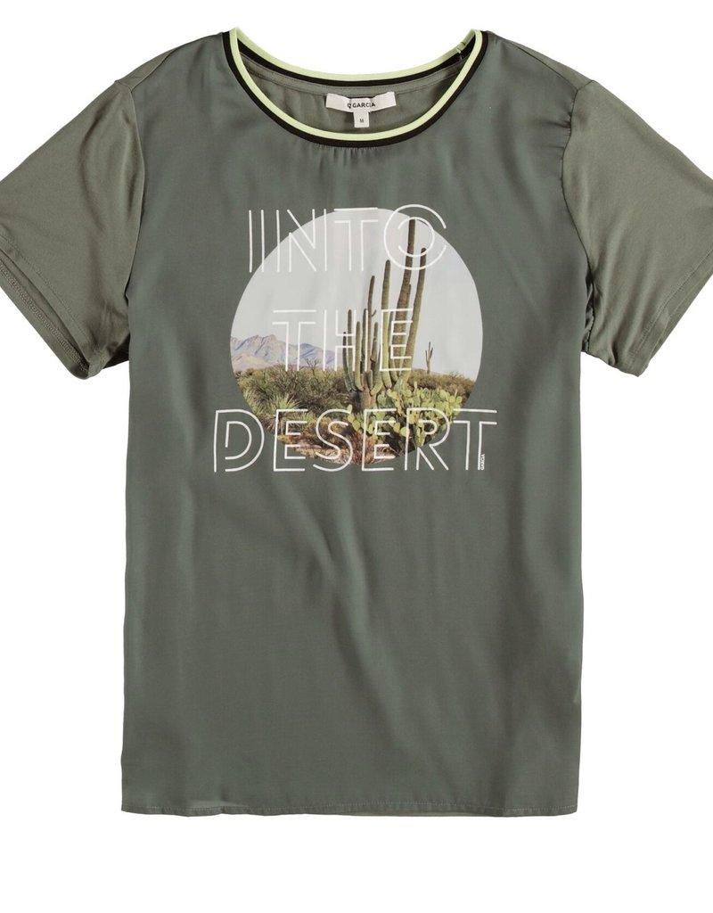 Garcia Desert Tee
