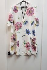 Bella Amore Linen Tropic Dress