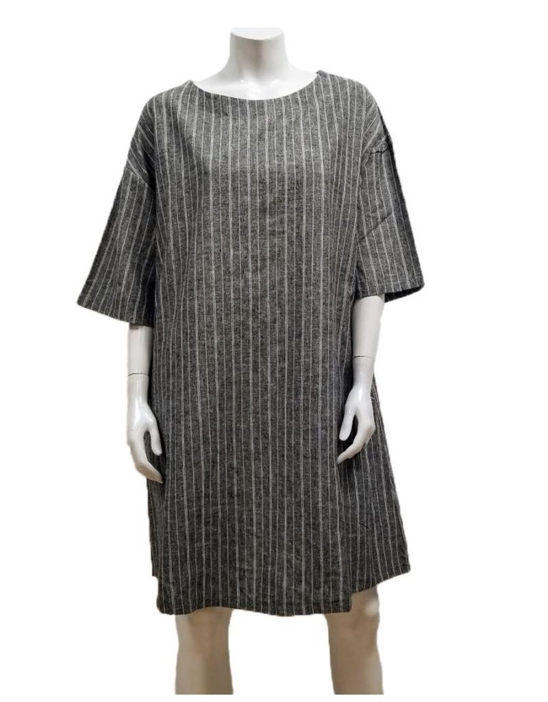 Gilmour Clothing Hemp 3/4 Slv  Dress