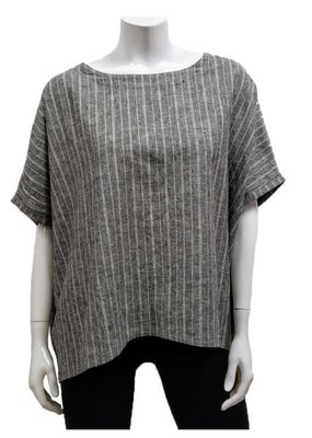 Gilmour Clothing Hemp Relaxed Top