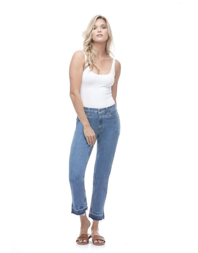 Yoga Jeans Chloe Dip Dye Hem