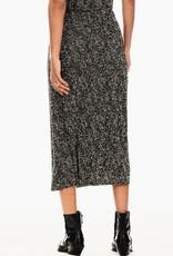 Garcia Pleated Midi Skirt