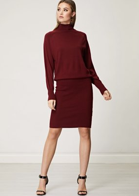 Angel Eye Knit Dress