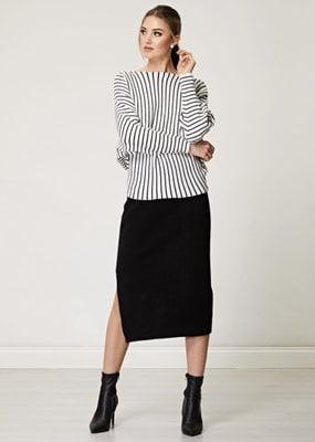 Angel Eye Knit Skirt