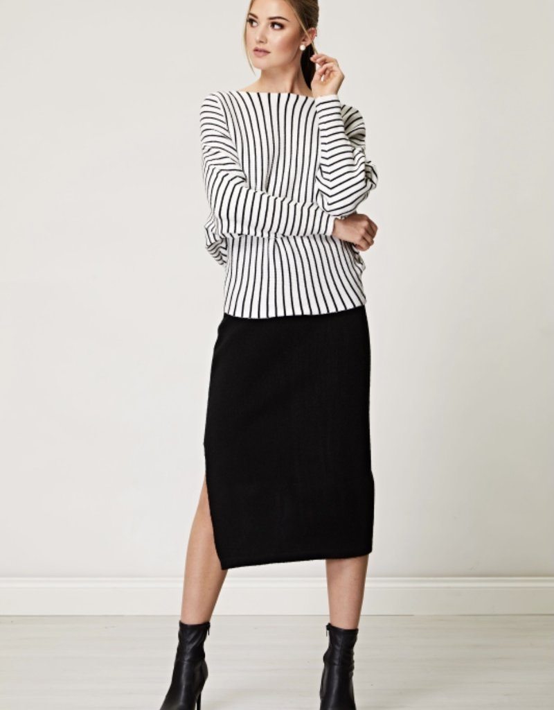 Angel Eye Knit Skirt