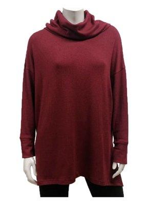 Gilmour Clothing Modal Cowl Neck