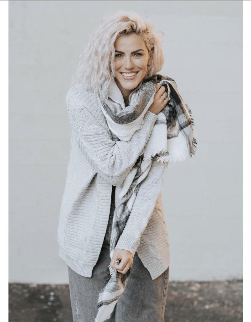The Roster Blanket Scarves