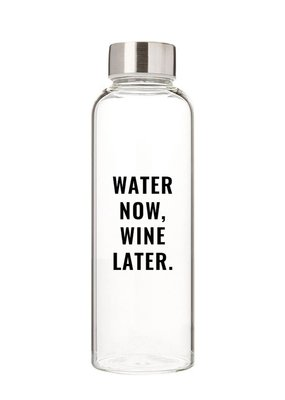 State of Grace Glass Water Bottle
