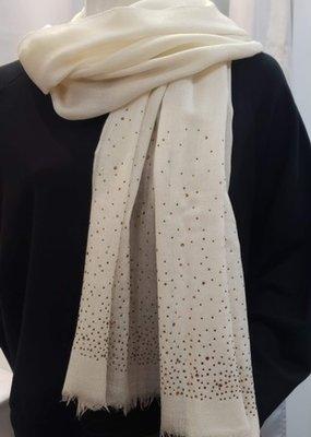 Swarovski Fine Wool Scarf