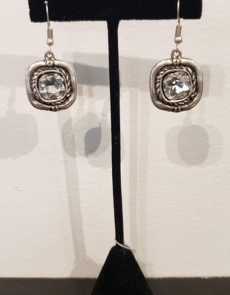 Fair Trade Gemstone Earrings