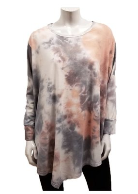 Gilmour Clothing Rayon TieDye Tunic