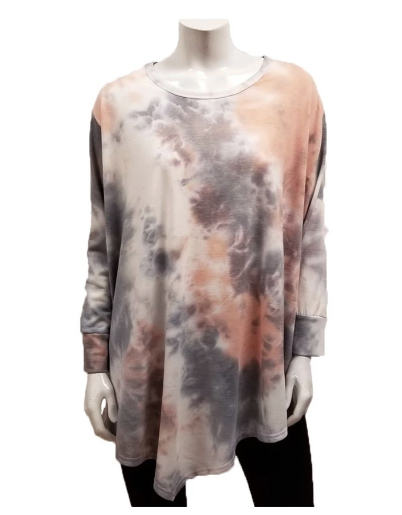 Gilmour Clothing Rayon TieDye Tunic