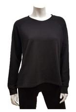 Gilmour Clothing Bamboo Crop Sweatshirt