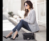 5 Ways to Style a Blazer for Spring