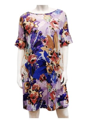 Gilmour Clothing Rayon Shift Dress