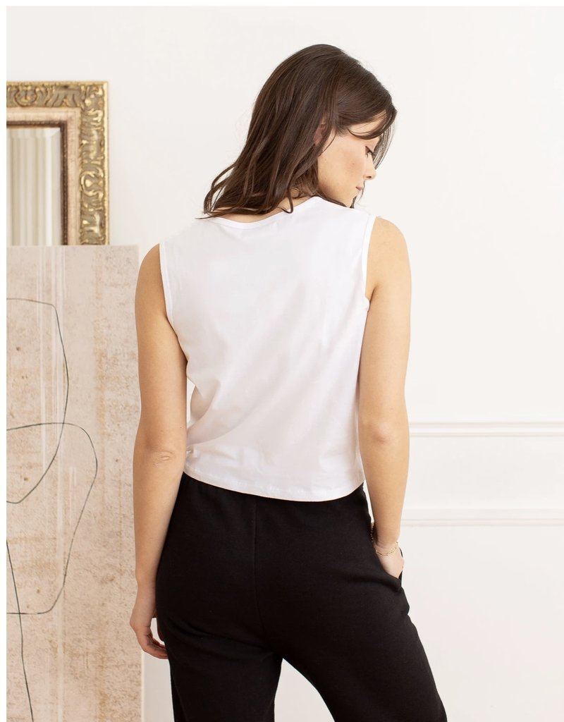 Yoga Jeans Active Knot Tank