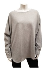 Gilmour Clothing French Terry ShirtTail Sweatshirt