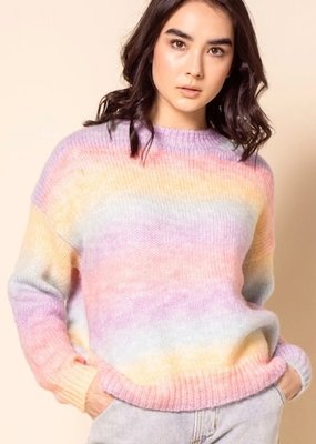 Pink Martini Unicorn Sweater