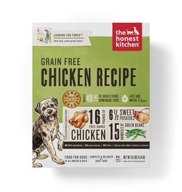 THE HONEST KITCHEN The Honest Kitchen | Dehydrated Grain-Free Chicken Recipe (Force)