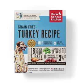 THE HONEST KITCHEN The Honest Kitchen | Dehydrated Grain-Free Turkey Recipe (Embark)