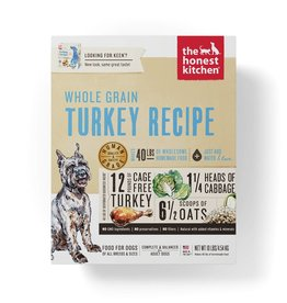 THE HONEST KITCHEN The Honest Kitchen | Dehydrated Whole Grain Turkey Recipe (Keen)