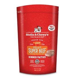 STELLA & CHEWY'S Stella & Chewy's - Super Beef Frozen 8 oz Dinner Patties
