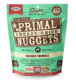 PRIMAL PET FOODS Primal | Freeze Dried Nuggets Canine Chicken Formula
