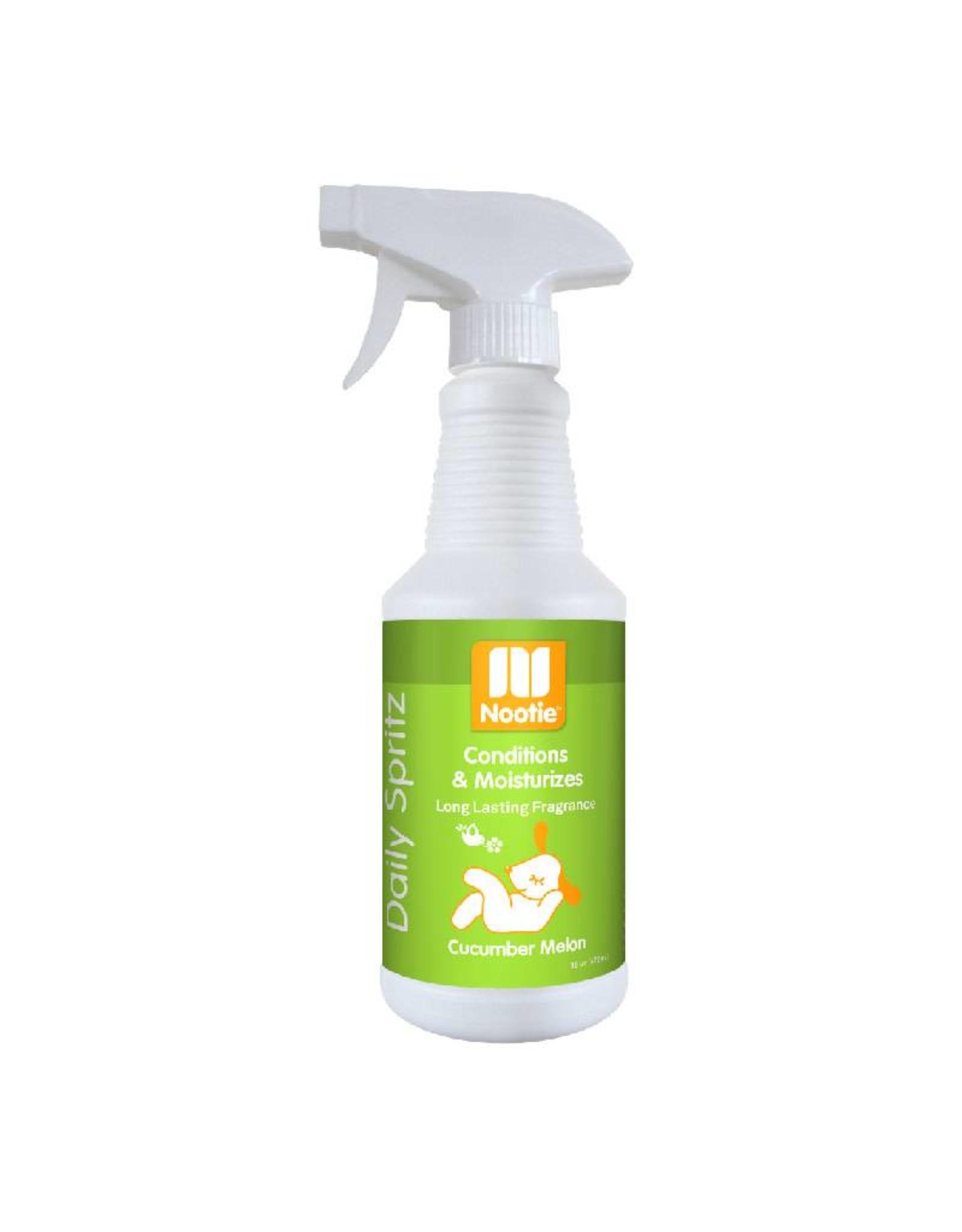 Nootie Nootie | Daily Spritz Conditioning and Moisturizing Spray – Cucumber Melon
