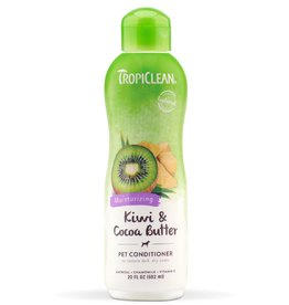 TROPICLEAN TropiClean | Kiwi & Cocoa Butter Pet Conditioner
