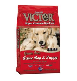 Victor Super Premium Pet Foods Victor | Grain Free Active Dog & Puppy Formula