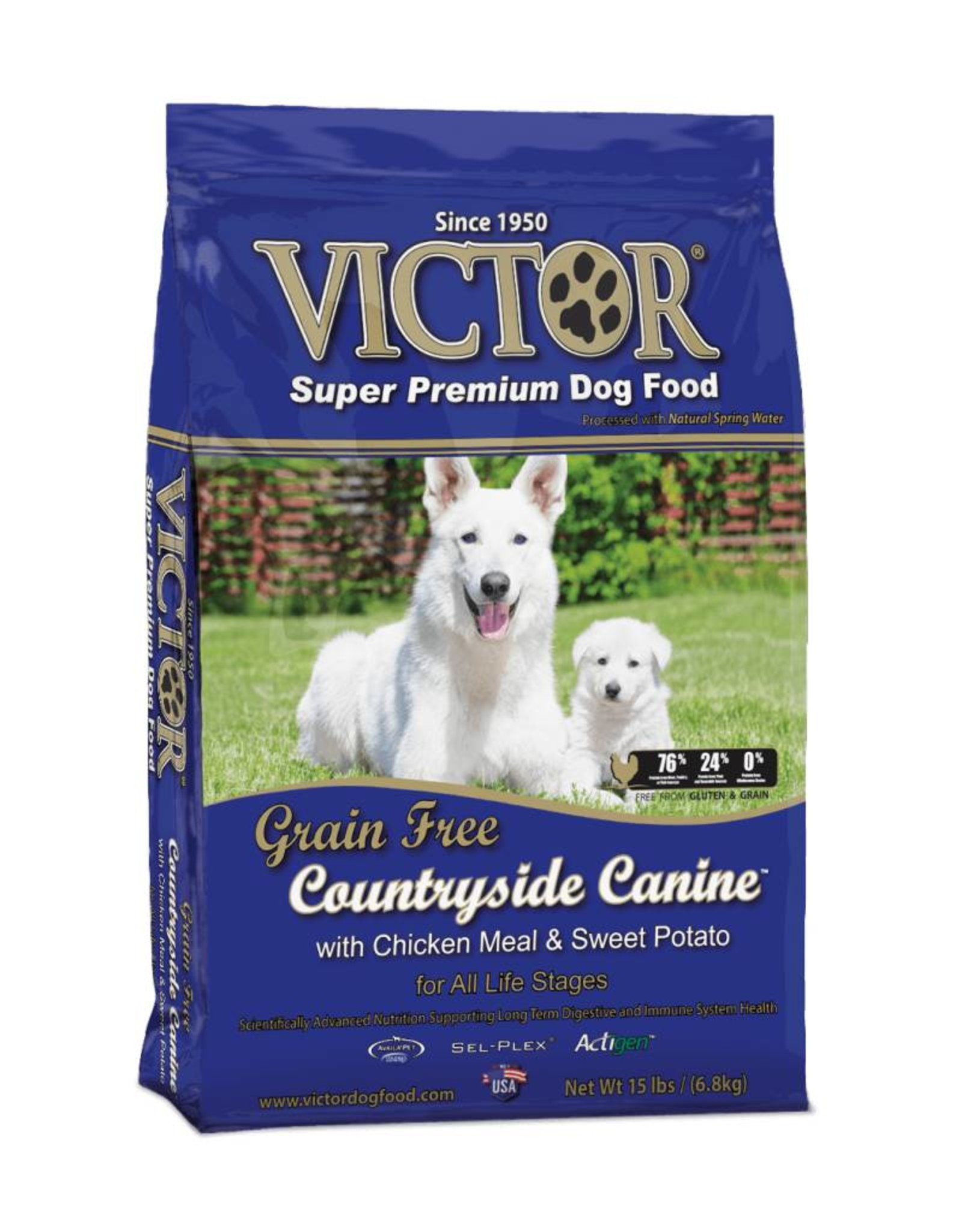 Victor Super Premium Pet Foods Victor | Grain Free Chicken Canine Formula