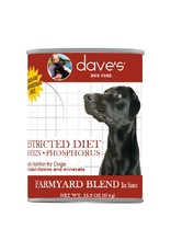 DAVE'S PET FOOD Dave's | Restricted Diet Protein/Phosphorus
