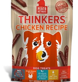 PLATO PET TREATS Plato | Thinkers Chicken Dog Treats