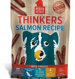 PLATO PET TREATS Plato | Thinkers Salmon Dog Treats