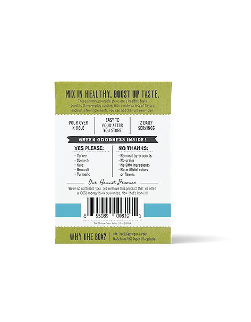 THE HONEST KITCHEN The Honest Kitchen | Pour Overs Turkey Stew 5.5 oz