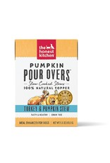 THE HONEST KITCHEN The Honest Kitchen | Pour Overs Turkey & Pumpkin Stew