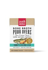 THE HONEST KITCHEN The Honest Kitchen | Pour Overs Turkey & Salmon Stew 5.5 oz