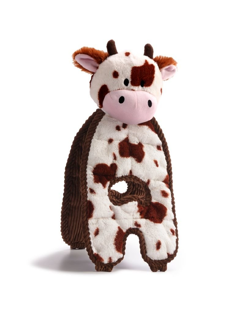 Charming Pet Charming Pet | Cuddle Tugs Cow