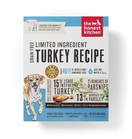 THE HONEST KITCHEN The Honest Kitchen | Dehydrated Limited Ingredient Turkey Recipe (Marvel)