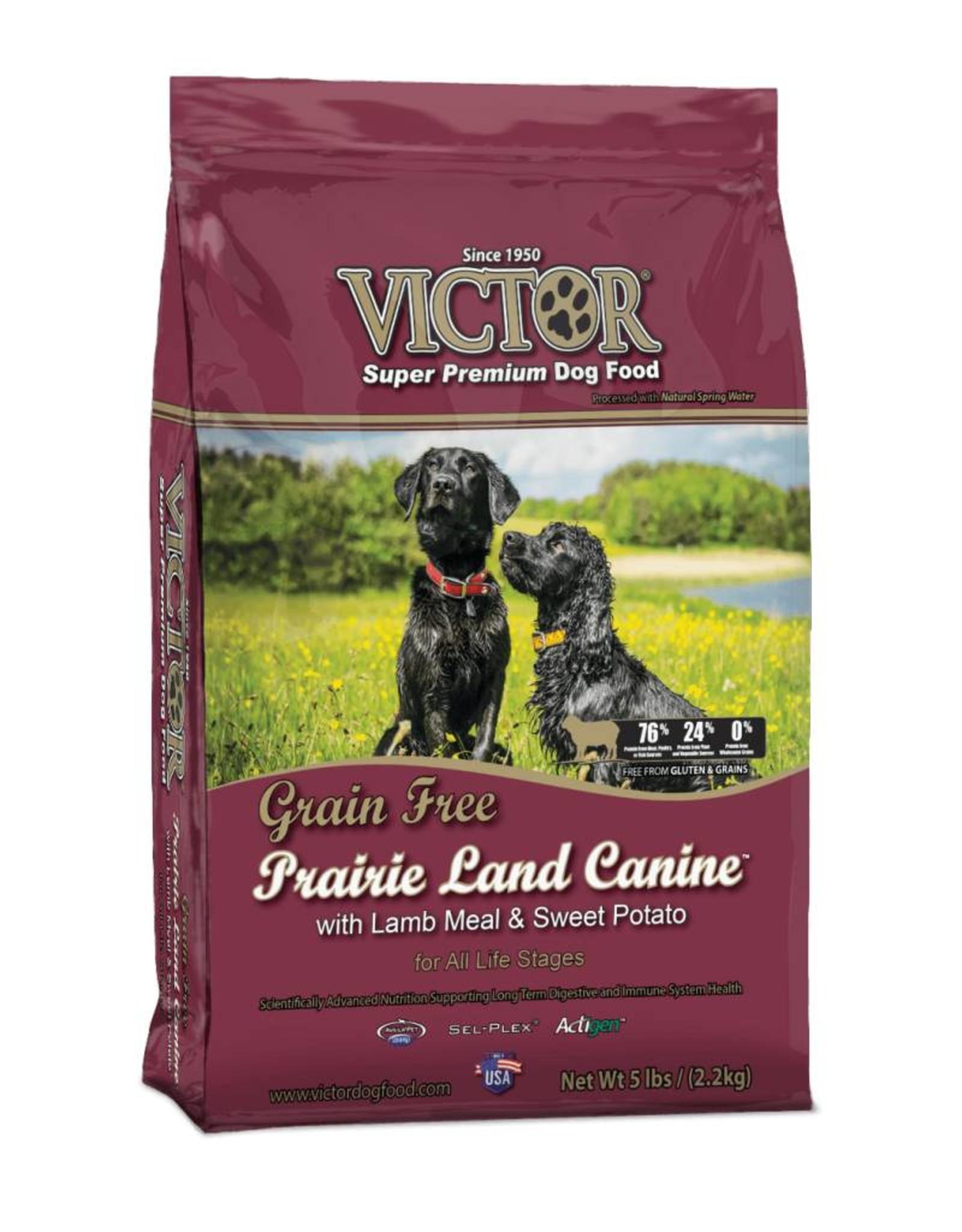 Victor Super Premium Pet Foods Victor | Grain Free Prairie Land Canine Formula