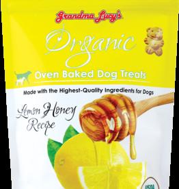 Grandma Lucy's Grandma Lucy's | Organic Oven Baked Dog Treats Lemon Honey Recipe 14OZ