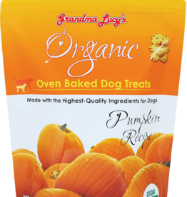 Grandma Lucy's Grandma Lucy's | Organic Oven Baked Dog Treats Pumpkin 14 oz
