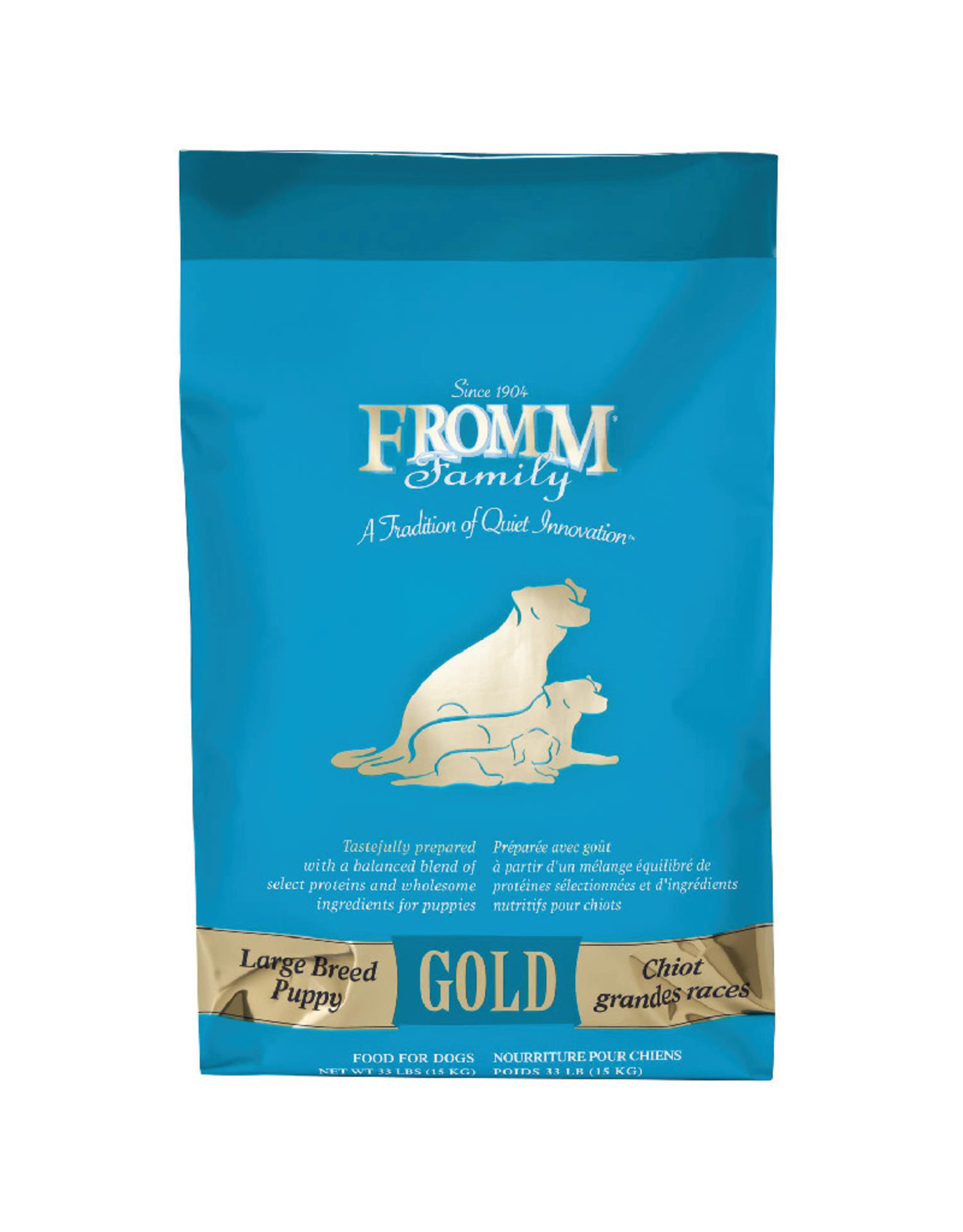 Fromm Family Fromm | Gold Large Breed Puppy Dog Food