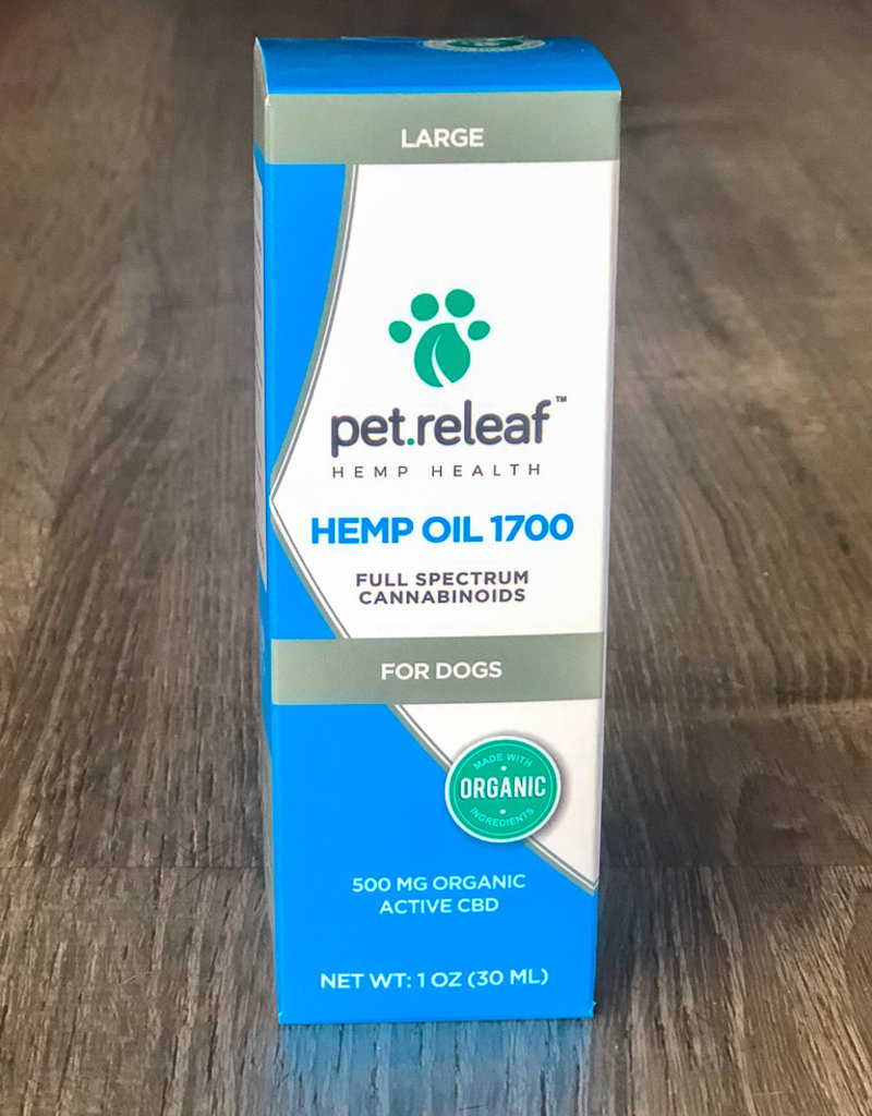 Pet Releaf Pet Releaf | CBD Hemp Oil 1700mg for Dogs