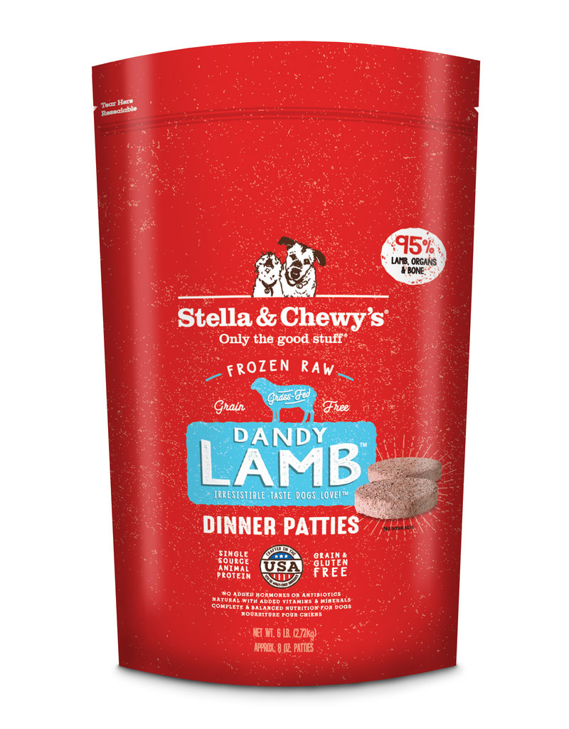 STELLA & CHEWY'S Stella & Chewy's | Frozen Canine Dinner Dandy Lamb Formula