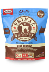 PRIMAL PET FOODS Primal | Raw Frozen Canine Duck Formula