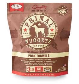 PRIMAL PET FOODS Primal | Raw Frozen Canine Pork Formula