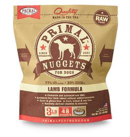 PRIMAL PET FOODS Primal | Raw Frozen Canine Lamb Formula