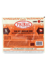 PRIMAL PET FOODS Primal | Dog Frozen Bone Beef Marrow Large Single Pack