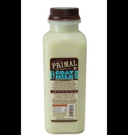 PRIMAL PET FOODS Primal | Frozen Goat's Milk 16 oz_Pint